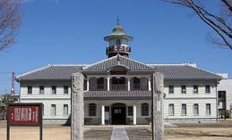 旧水海道小学校
